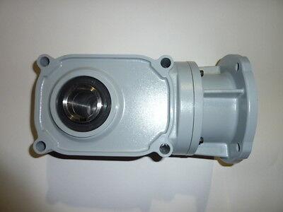 Brother Motor Gear Reducer F2s35n025 - Ncmx 251 Ratio 25 To 1 1 Hp Fob-b117b