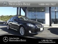 2010 Lexus IS250 AWD 6A