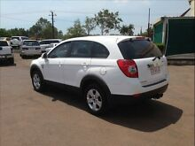 2008 Holden Captiva CG MY08 SX (4x4) White 5 Speed Automatic Wagon Berrimah Darwin City Preview