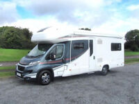 Luxury Motorhome / Campervan ( 4-6 berth )