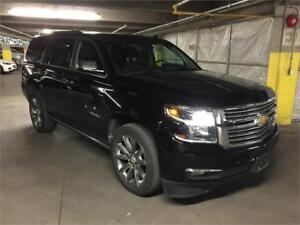 2015 Chevrolet Tahoe LTZ (Black on Black) Leather No Accidents