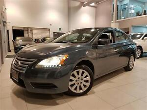 2013 Nissan Sentra 1.8 AUTOMATIC-FULL OPTIONS-ONLY 90KM