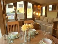 Cheap luxury holiday home on 4* holiday park