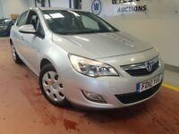 Vauxhall Astra Exclusive Auto - AUCTION VEHICLE