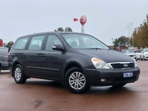 2012 Kia Grand Carnival VQ MY13 SI Silver 6 Speed Sports Automatic Wagon Melville Melville Area Preview