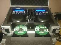 American audio ck-1000 dj decks
