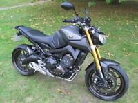 Yamaha MT - 09 ABS MOTORCYCLE