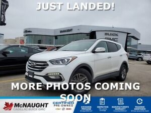 2017 Hyundai Santa Fe Sport SE AWD | Front & Rear Heated Seats