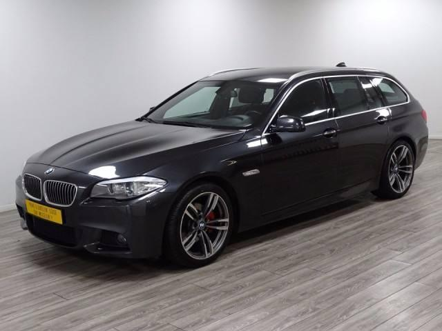 BMW 5-serie 520d Touring Automaat High Excutive M-Sport