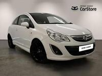 VAUXHALL CORSA HATCHBACK SPECIAL E