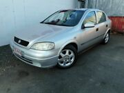 2001 Holden Astra TS CD Silver 4 Speed Automatic Hatchback Yeerongpilly Brisbane South West Preview