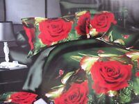 3D BEDDING SET WITH SHEET - DOUBLE