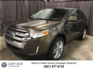2011 Ford Edge Limited Fully loaded! *172BW!