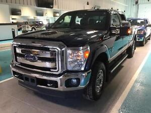 2016 Ford Super Duty F-350 Lariat, like 24000km