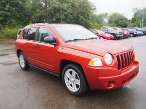 2009 Jeep Compass Sport only 33,000kms