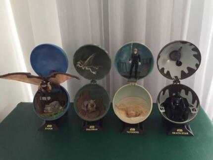 Star Wars Display Planets Kardinya Melville Area Preview