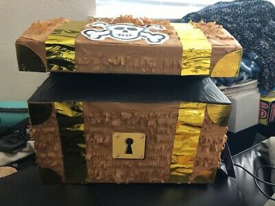 Treasure Chest Pinata New!!!
