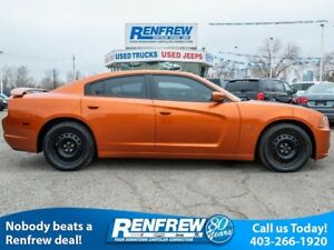 2011 Dodge Charger RT RWD, Sunroof, Remote Start, Heated Leather