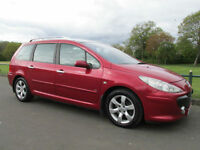 2006 (06) Peugeot 307 SW 2.0HDi ( 136bhp ) SE 7 Seats