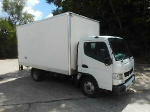 Used 2015 Fuso 615 Pan Forest Glen Maroochydore Area Preview