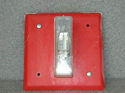 Siemens Cerberus Pyrotronics S1575-std Remote Strobe Fire Alarm