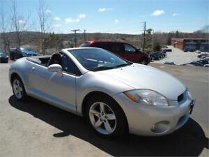 2008 MITSU ECLIPSE SUMMER CLEARANCE SUPER DEAL ONLY$7950!