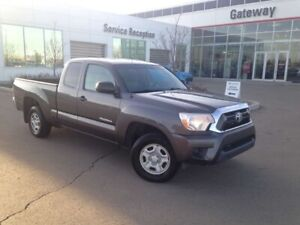 2013 Toyota Tacoma 4x2 Access Cab Touch Screen Audio, A/C, Cruis