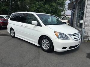 2010 Honda Odyssey EX-L+CUIR+TOIT+CAMERAS+8 PASSAGERS