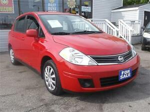 2012 NISSAN VERSA 1.8 S * AUTOMATIC * POWER WINDOWS * LOADED *