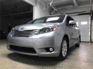 2015 Toyota Sienna AWD*NAVI*SUNROOF*NO STORY*7 PASS*LEATHER