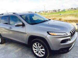 Jeep Cherokee Limited, 2014