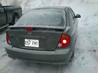 2005 Hyundai Accent GS Coupe (2 door)