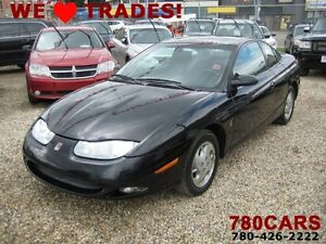 2002 Saturn S-Series SC2 3dr Coupe - WE BUY VEHICLES + TRADES