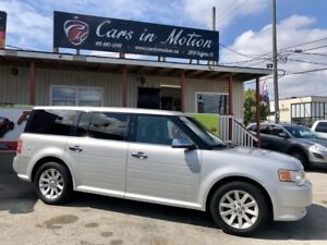 2009 Ford Flex Limited|Leather|Pano Roof|Loaded!!