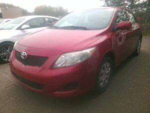 2009 Toyota Corolla - Low Km! CE Great price!