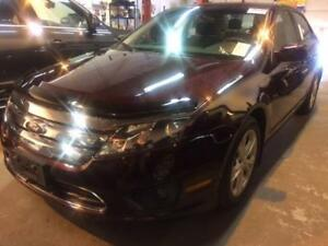 2012 FORD FUSION SE, AUTO, ALLOYS, POWER, 4 CYL.,  ECONOMICAL