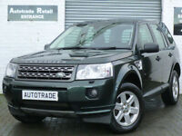 2010 60 Land Rover Freelander 2 2.2Td4 ( 150bhp ) 4X4 GS for sale in AYR