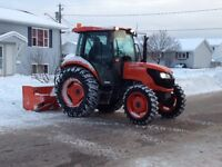 Snow Removal - ONE TIME PLOW - NORTH END - 961-8706