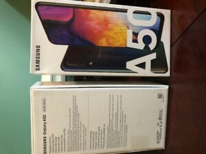 Brand new Samsung A 50 Cel Phones