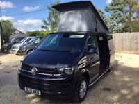 Volkswagen Transporter 2.0 litre 4 BERTH