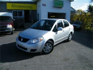 2010 Suzuki Berline SX4 . AUTOMATIQUE . FINANCEMENT DISPONIBLE