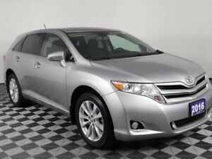 2016 Toyota Venza w/REARVIEW CAMERA, BLUETOOTH, WINTER MATS