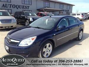 2008 Saturn Aura XE - Fuel Efficient & Economical!