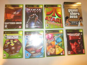 Huge Original XBOX Lot - Collectible and Sealed