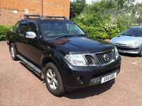 Nissan Nivara - Black Pick Up Truck - 11 Plate **NO VAT**
