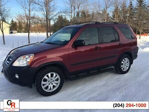 2006 Honda CR-V AWD CLEAN SAFETIED,TITLE, LOCAL VEHICLE