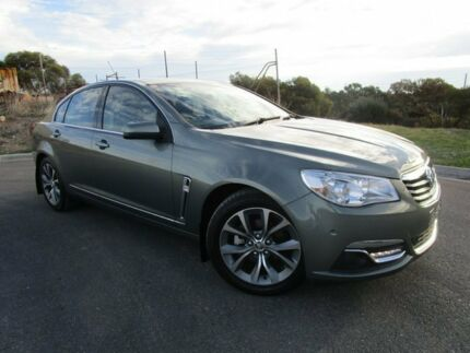 2013 Holden Calais VF MY14 Green 6 Speed Sports Automatic Sedan Reynella Morphett Vale Area Preview
