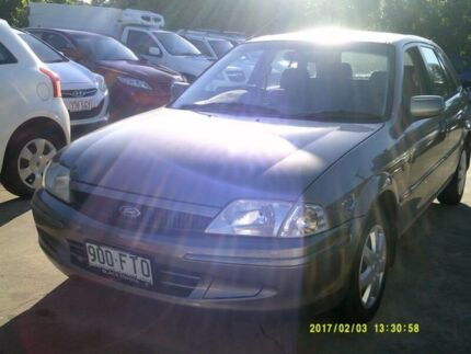2001 Ford Laser 2001 Champagne Automatic Wagon