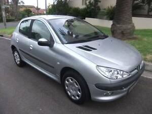 2004 Peugeot 206 Hatchback in good condition low kms Gwynneville Wollongong Area Preview