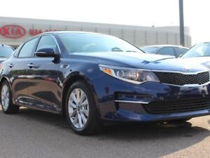 2018 Kia Optima LX+, BACKUP CAM, HEATED SEATS, HEATED WHEEL, SIR